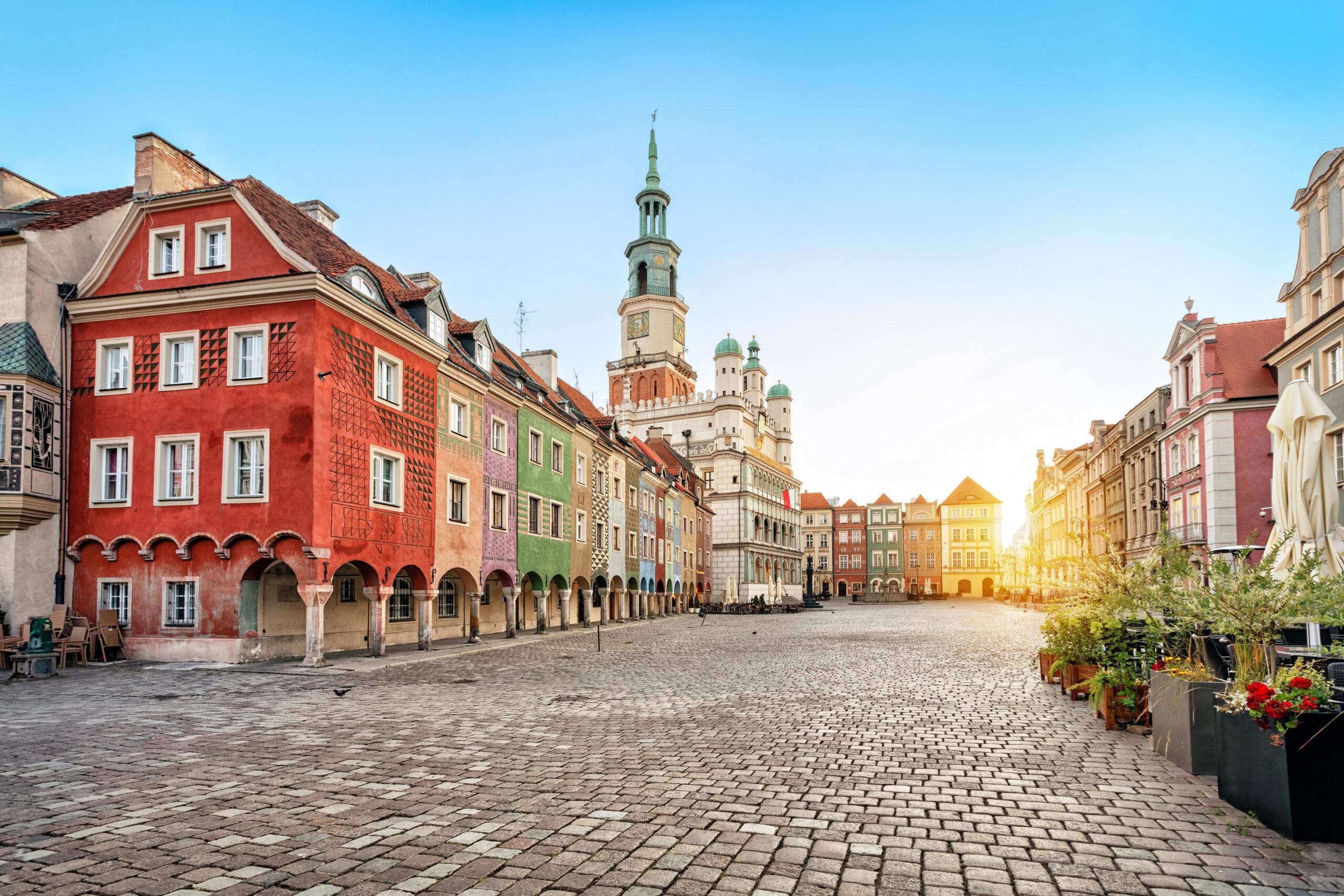 Read more about the article Kolejne dobre wiadomości z Poznania